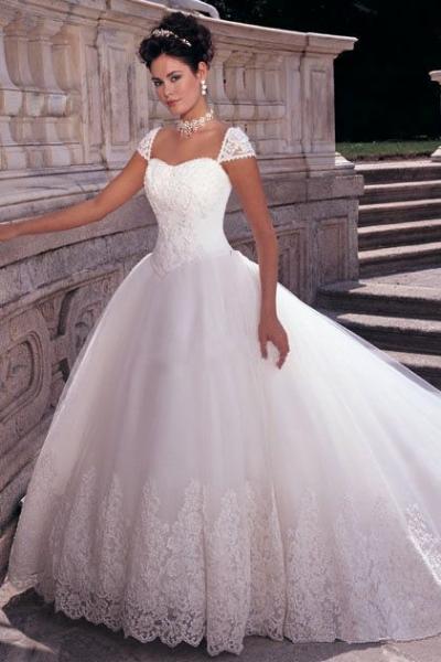 Свадебные платья фото пышные бесплатно