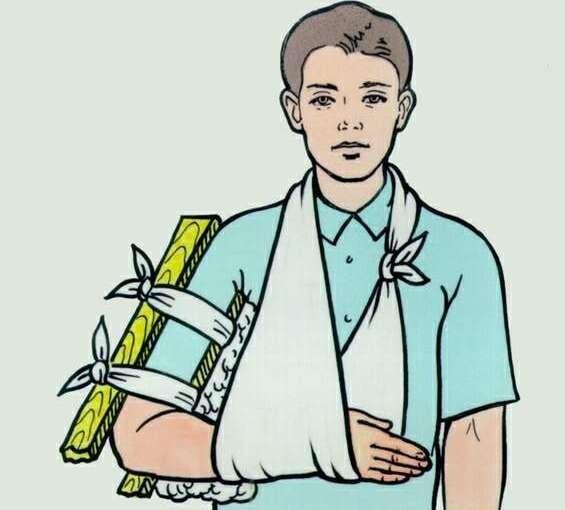 Лечение ожогов рук в домашних условиях 414